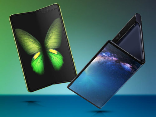 Samsung Galaxy Fold vs Huawei Mate X: The weigh-in