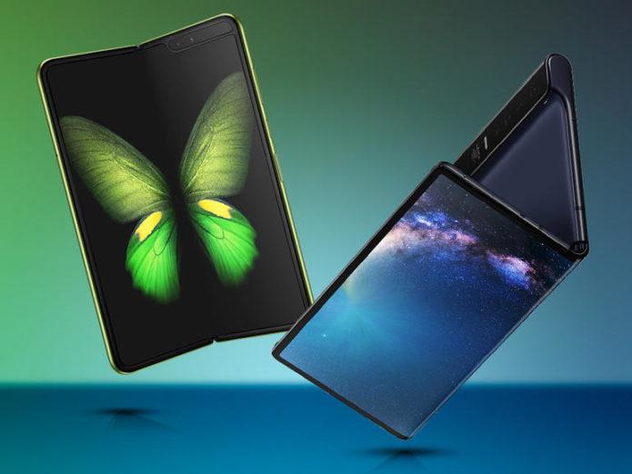 Samsung Galaxy Fold vs Huawei Mate X: The weigh-in