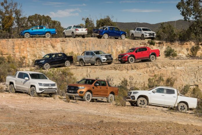 10 Best Dual-Cab 4WD Ute of 2019 Comparison