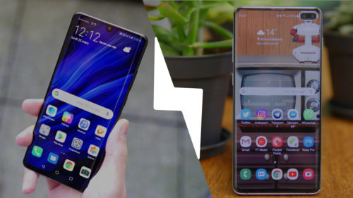 Huawei P30 Pro vs. Galaxy S10 Plus: This is a close specs match
