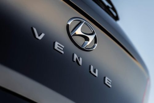 All-new small SUV to be named Hyundai Venue