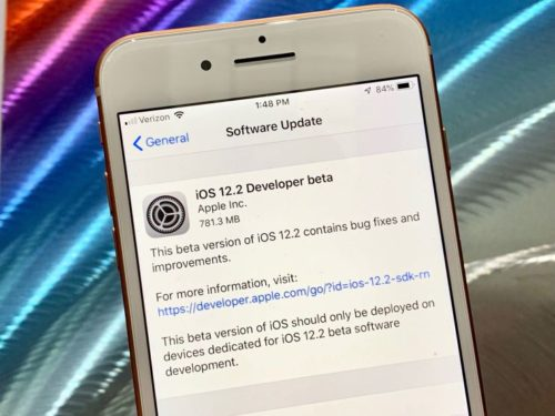 5 Things to Know About the iOS 12.2 Update