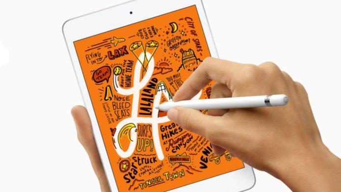 I'm so glad the iPad mini isn't dead
