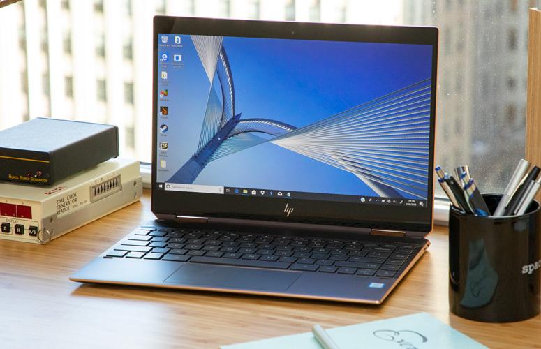 HP Spectre x360 13 (2019) review | GearOpen