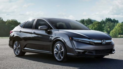 2019 Honda Clarity Review