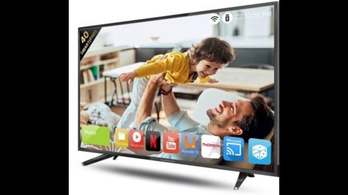 Thomson 4K 40 inch TV Review