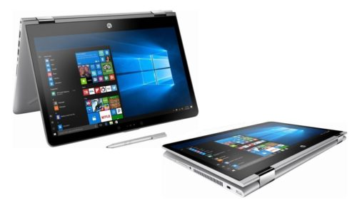 HP Pavilion x360 Convertible Review