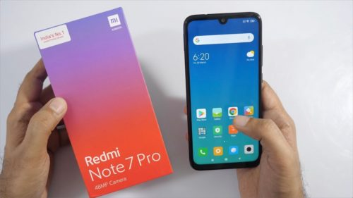 Redmi Note 7 Pro review: Reliable performance in a new design