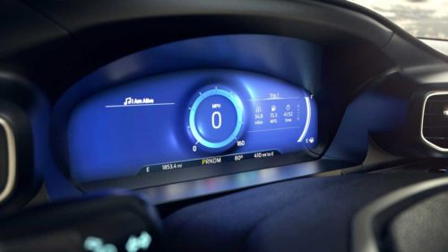 "2020 Ford Explorer ""Mindful Mode"" eliminates distractions"