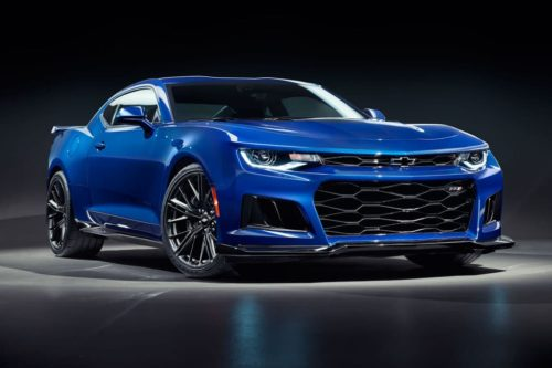 HSV slams down Chevrolet Camaro ZL1
