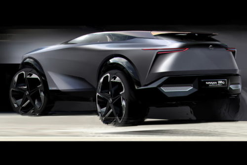 Is the Nissan IMQ concept eye candy, or a preview of a Leaf-based SUV?