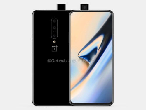 OnePlus 7 preview – UPDATED: The OnePlus 7 could pack a pop-up selfie cam