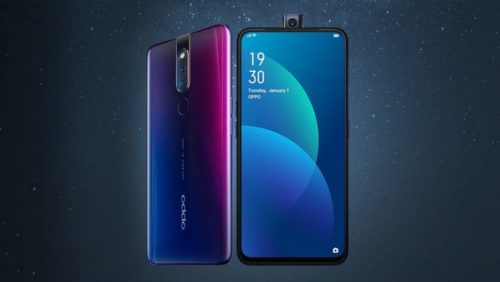 Oppo F11 Pro arrives loaded with OnePlus 7 clues