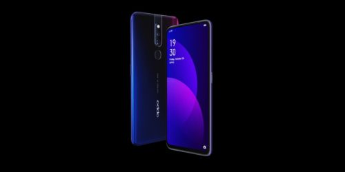 Oppo F11 Pro banishes the bezels with a 90.9 percent screen-to-body ratio
