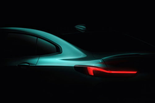 BMW 2 Series Gran Coupe teased way ahead of its November debut