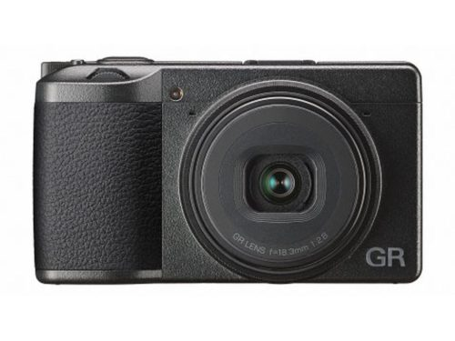 CP+ 2019: Ricoh GR III shown with firmware 1.0, Theta goes 1″