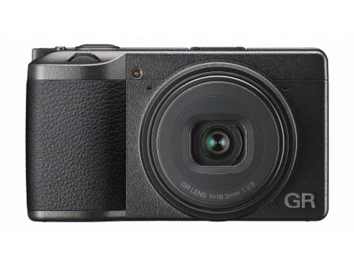 CP+ 2019: Ricoh GR III shown with firmware 1.0, Theta goes 1""