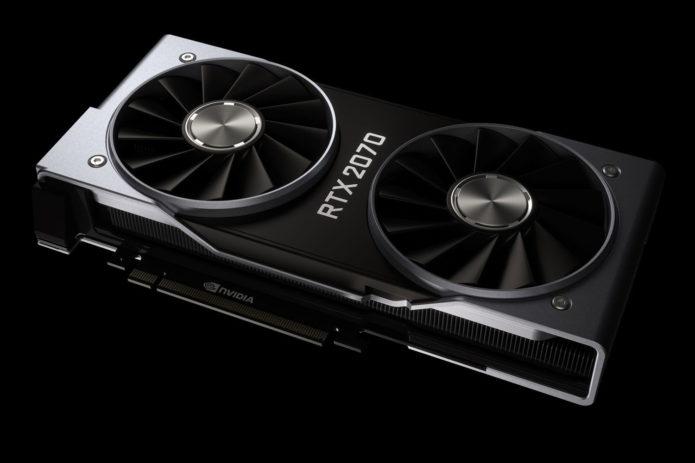 NVIDIA GeForce RTX 2070 (8GB GDDR6) vs NVIDIA GeForce GTX 1070 (8GB GDDR5) – another RTX win over GTX