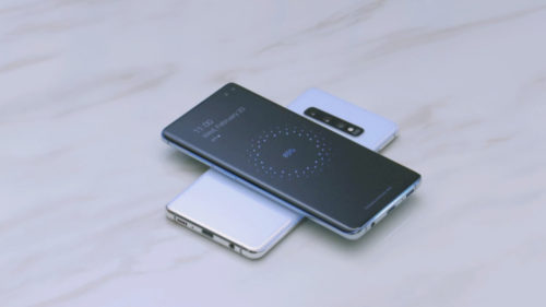 What is Samsung Galaxy S10 PowerShare and how do you use it?
