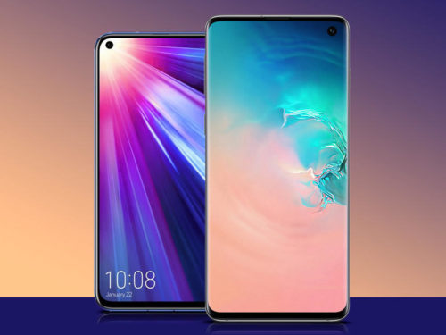 Samsung Galaxy S10 vs Honor View 20: The weigh-in