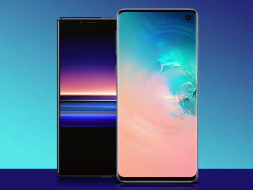 Samsung Galaxy S10 vs Sony Xperia 1: The weigh-in