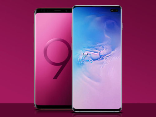 Samsung Galaxy S10+ vs Galaxy S9+: What's the difference?