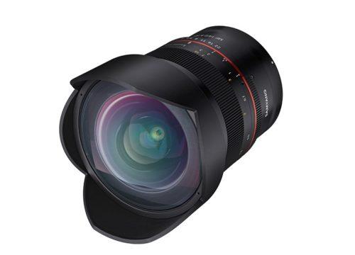 Samyang MF 14mm f/2.8 RF & MF 85mm f/1.4 RF Lenses Announced