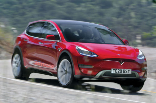 Tesla Model Y has already had its first price hike