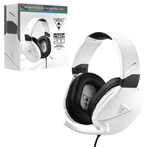 The Turtle Beach Recon 200 brings versatility and sound to thrifty gamers