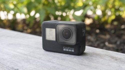 High-end GoPro Hero7 Black adds special-edition Dusk White option