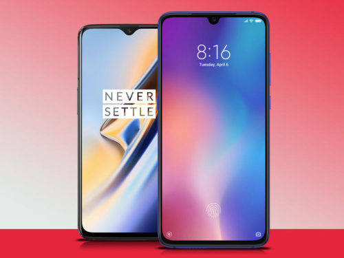 Xiaomi Mi 9 vs OnePlus 6T: The weigh-in