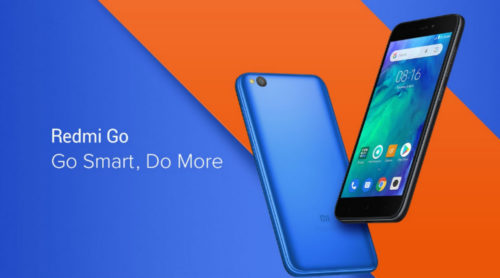 Xiaomi Redmi Go first impressions: Smartphone made for feature phone users