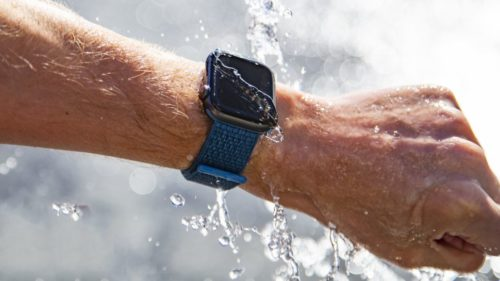 Is the Apple Watch waterproof?