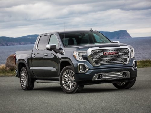 How Does the GMC Sierra's CarbonPro Bed Compare vs. the Ford F-150's Aluminum Bed?