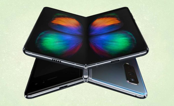 Samsung Galaxy Fold: Specs, Price, Release Date and More ( Updated Apr 11, 2019 )