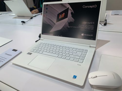 Acer Concept D7 and D5 Hands-on Review: MacBook Pro-Beating Specs for Less