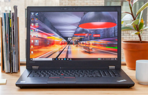 Lenovo ThinkPad P72 Review