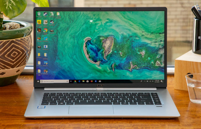 Acer Swift 5 vs. LG Gram 14 2-in-1: A Featherweight Laptop Face-Off