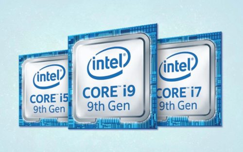 Intel 9th Gen CPUs Come to Laptops: Big Power Boost, Wi-Fi 6 and More