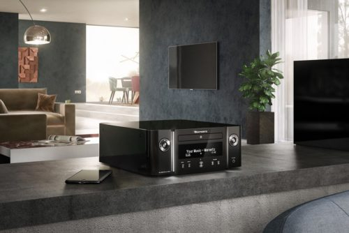 Marantz's new Melody X is its smallest hi-fi system yet