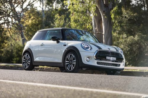 2019 MINI gets safety upgrade