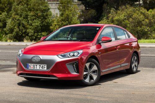2019 Hyundai IONIQ Electric Premium Review: Road Test