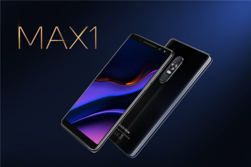 Blackview Max 1 projector smartphone review