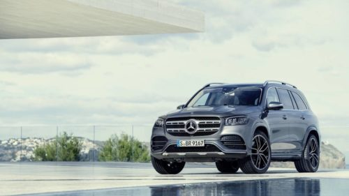 2020 Mercedes-Benz GLS packs full-size SUV with gadgets