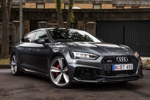 2019 Audi RS 5 Sportback Review: Road Test