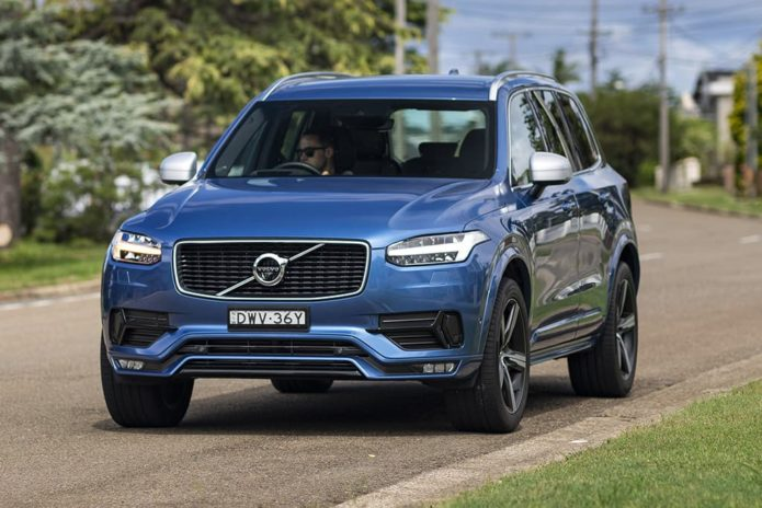 2019 Volvo XC90 T6 R-Design Review: Road Test
