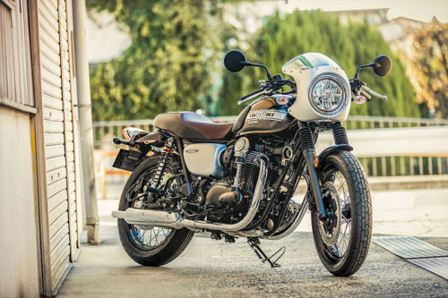 "2019 Kawasaki W800 Cafe Review: Making ""the Ton"" Exciting Again!"