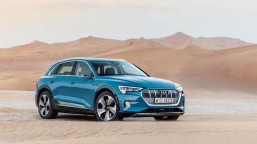 2019 Audi e-tron range revealed for US: What you need to know