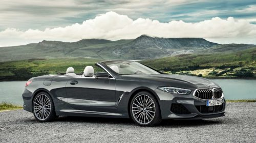 2019 BMW 8 Series Convertible first drive review: Open-top hustler