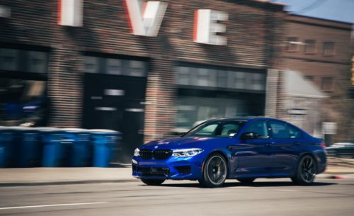 The 2019 BMW M5 Competition Is the New M5 You Want